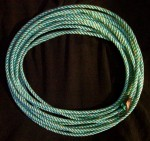 3-8 Scant Turquoise Poly