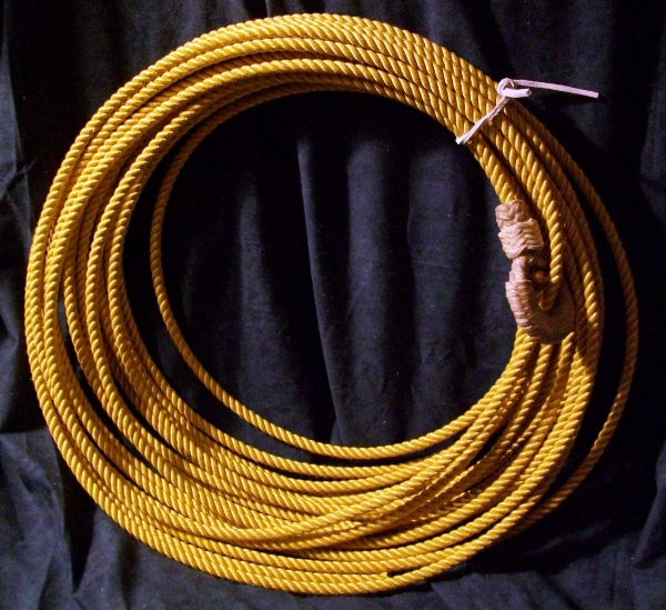 Gold Poly Rope
