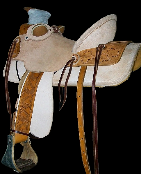 LaPorte Wade Saddle077