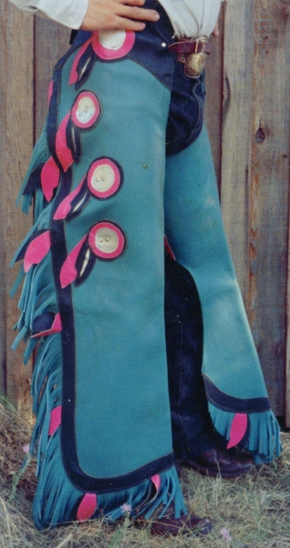 Rodeo Chaps18