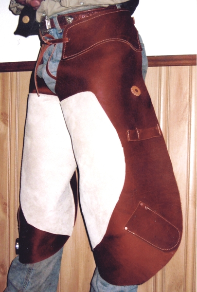 Shoeing Chaps