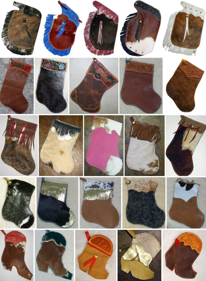Western Christmas Stockings – Cow Camp Supply